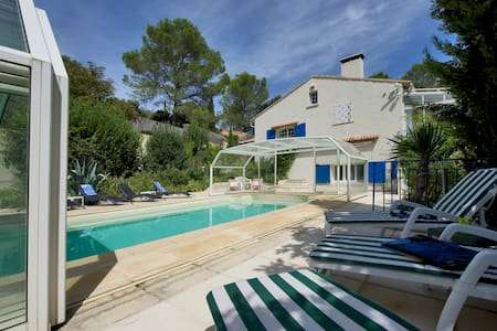 Superbe Villa&Piscine 12 personnes - Caveirac - Villa