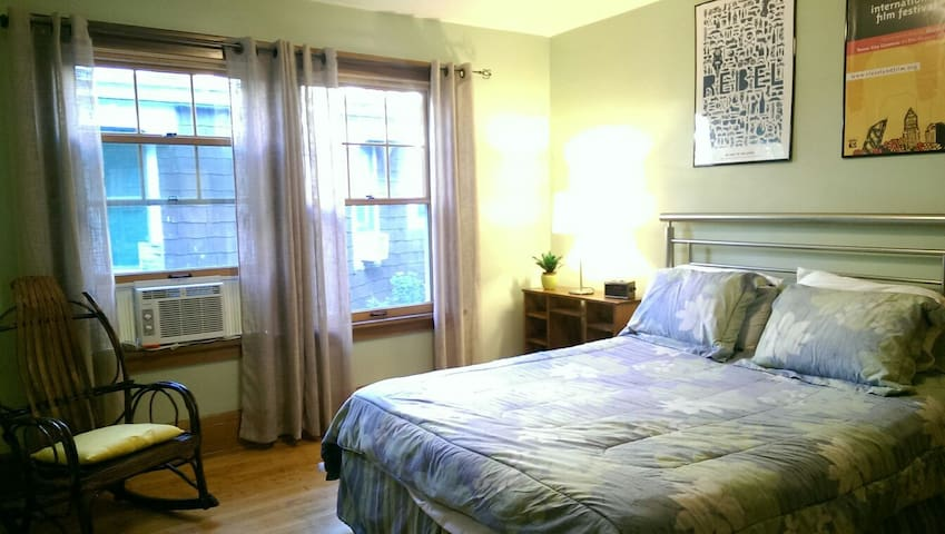 Pleasant Room in Gordon Square