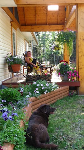 Whitehorse Country BNB & Excursions - Whitehorse - Bed & Breakfast