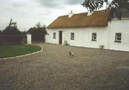 An Teach Ban /Thatched Cottage - Laois, Co. Laois, Ireland - House