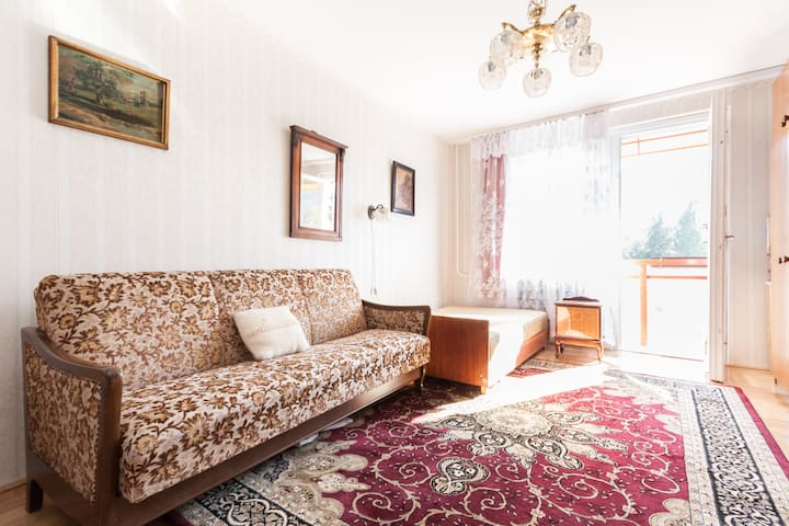 Vintage room  nearest to airport  - Budapest - Apartment