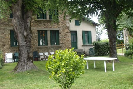 Country house between Albi & Rodez - Camjac - Haus