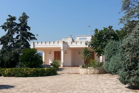 Villa Arthur - Monopoli - Huvila