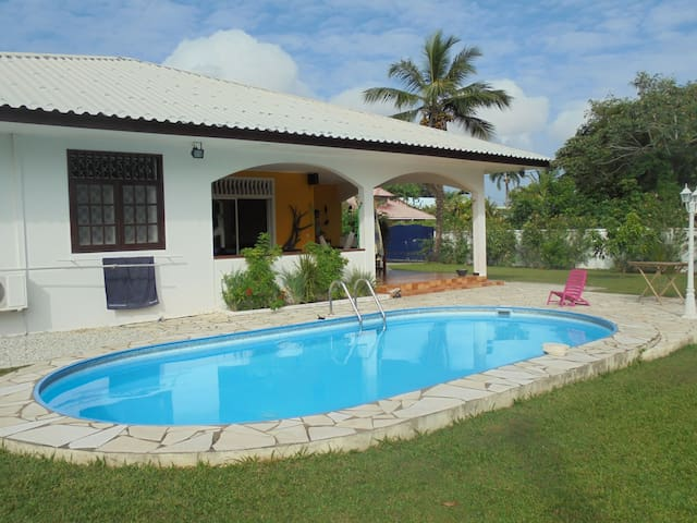 Montabo Beach - Cayenne - House