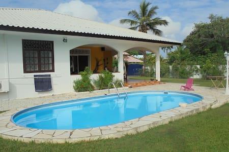 Montabo Beach - Cayenne - Casa