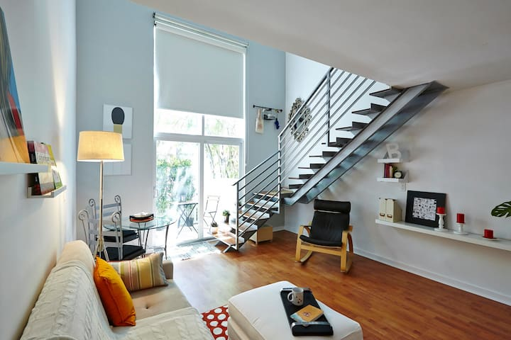 Loft apartment in Coral Gables - Miami
