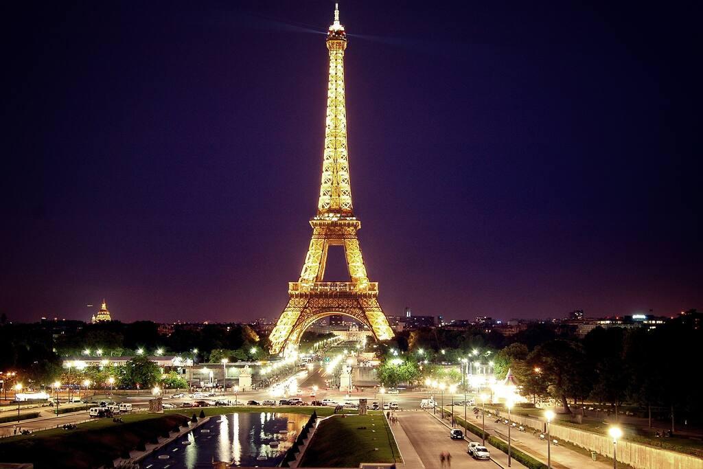 Paris la plus belle ville du monde