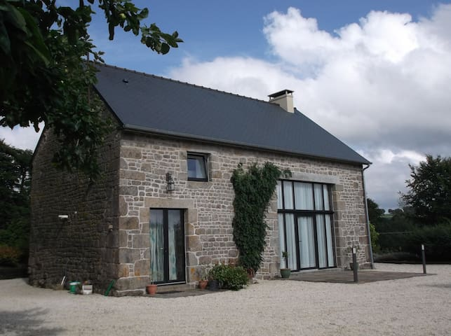 Normandy Barn - Saint-Clément-Rancoudray - Casa