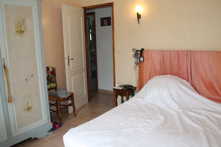chambre chez particulier - Vers-Pont-du-Gard - House