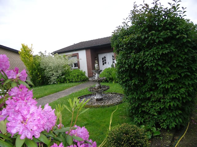 Independent House in a big garden - Geilenkirchen - Rumah