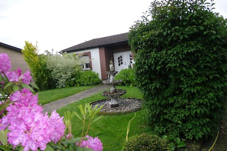 Independent House in a big garden - Geilenkirchen