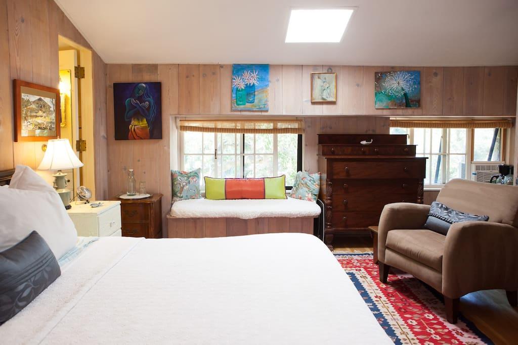2 Bedroom Montecito Carriage House