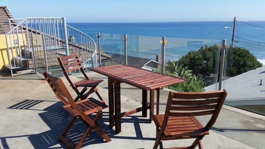 ocean deck - Ventura - Apartment