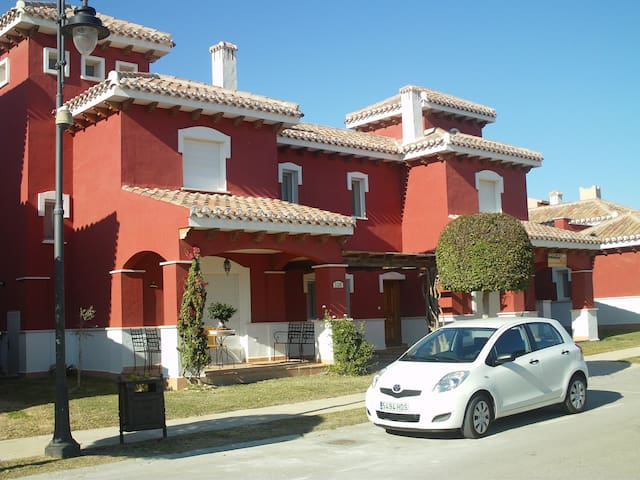 2 bedroom villa in sunny Spain ! - Cartagena - Casa