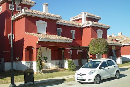 2 bedroom villa in sunny Spain ! - Cartagena - Ház