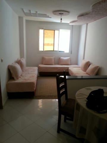 Un bel appartement ensoleillé, - Martil - Apartment