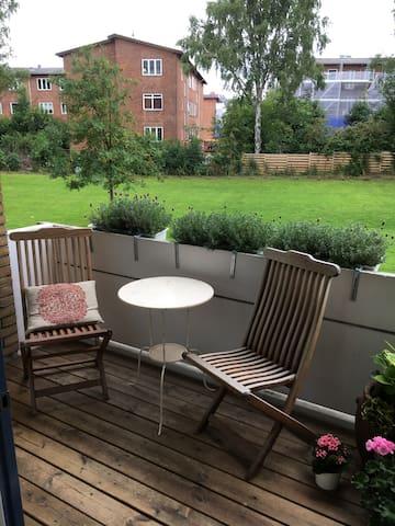 5 room apartment near the center of Copenhagen