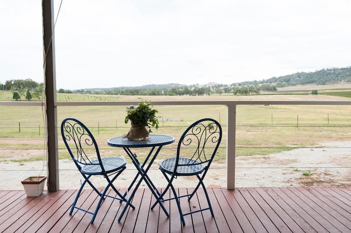 CATTLE YARD COTTAGE - PEPPERTREE HILL