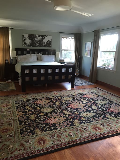 Master Bedroom, Cal King