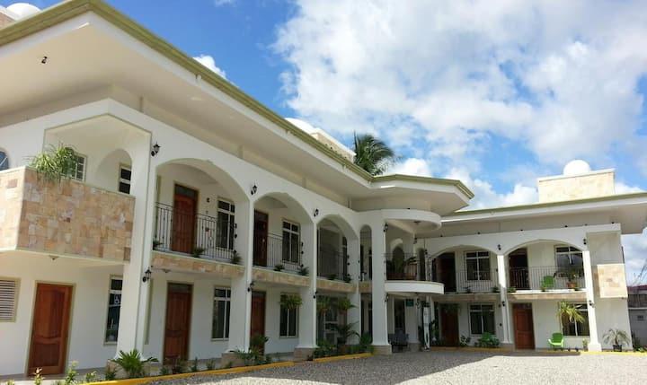 Hotel  los Olivos en PASO CANOAS