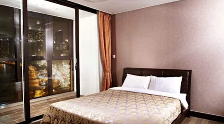 해운대바닷가콘도, family room(haeundae beach condo, 119m²)