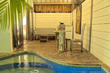 1-bedroom villa with private pool - Villa