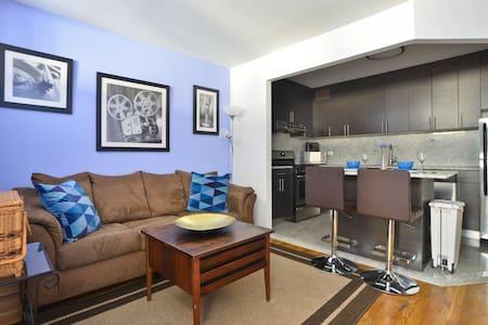 Beautiful Eastside 2BR Apartment