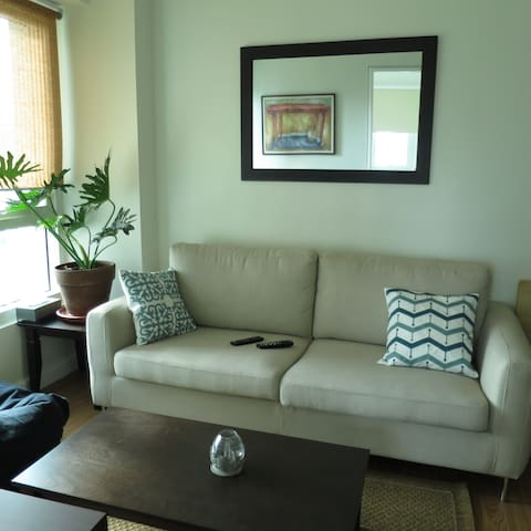 Cozy 2 bedroom condo near Greenbelt