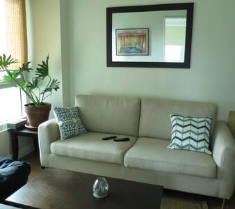 Cozy 2 bedroom condo near Greenbelt
