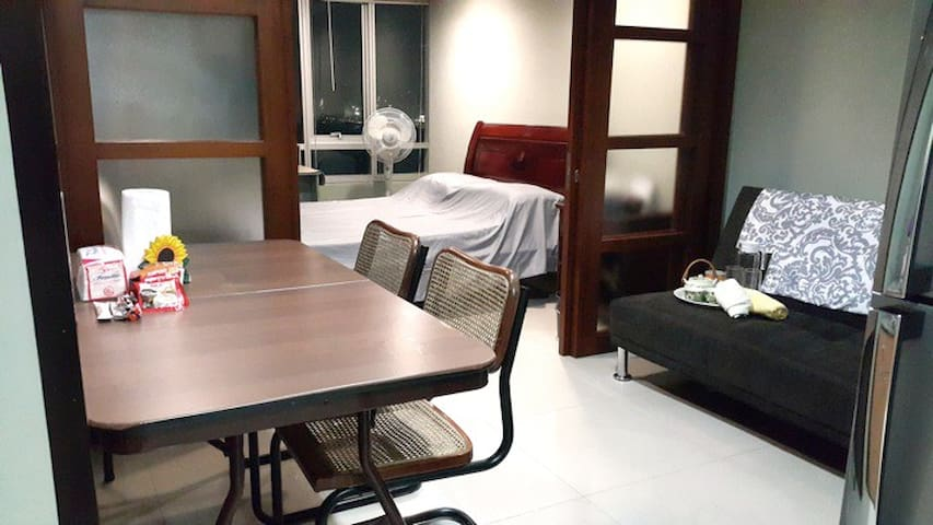 1BR in Greenhills Manila Accessible
