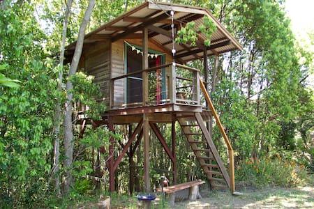 Couple's Retreats (Tree house) - Treehouse