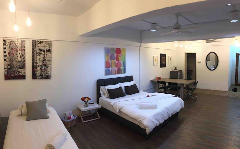 G Loft Cozy Studio in Sri Hartamas