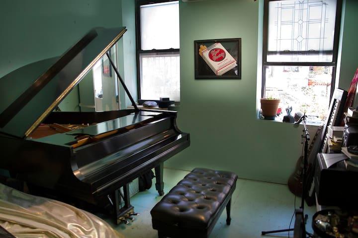Cozy, Art, Cool! - New York - Apartment