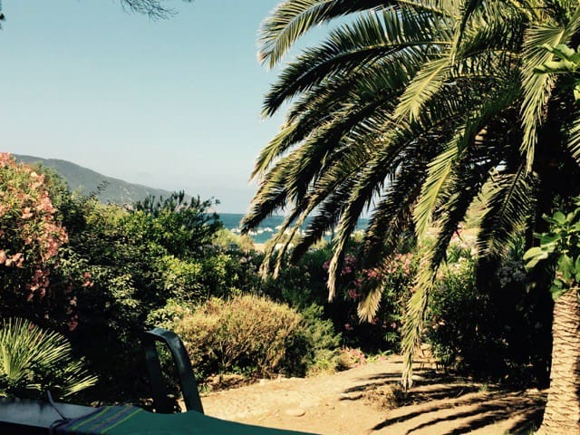 villa bord de plage - Appietto - Haus