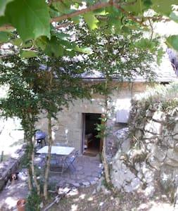 maison typique Lozerienne - Sainte-Enimie