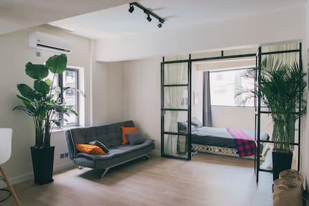 Spacious & Unique Flat, Soho 4ppl - Hong Kong - Apartment