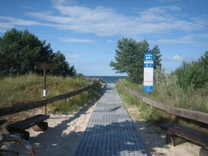 Ferienwohnung/App. für 5 Gäste mit 47m² in Trassenheide (128835)