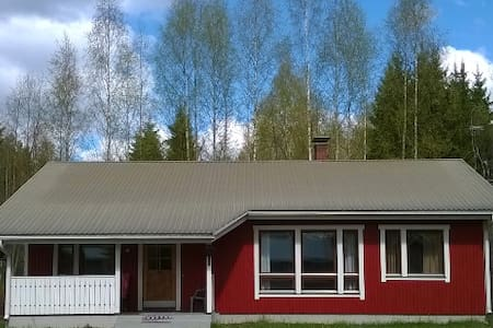 Beautiful country house - Nieminen
