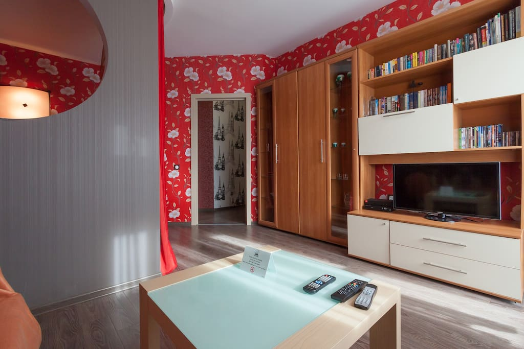Clean, safe apartment in the centre