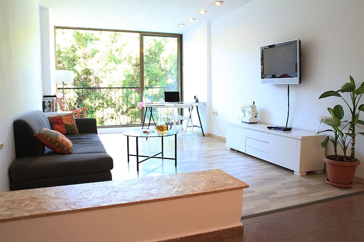 Spacious, Modern, Centered. - Tel Aviv-Yafo - Appartement