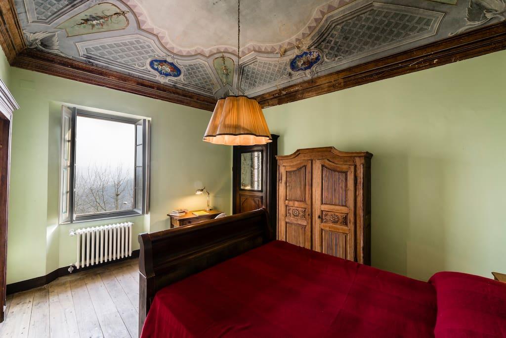 2° camera da letto dell'alloggio