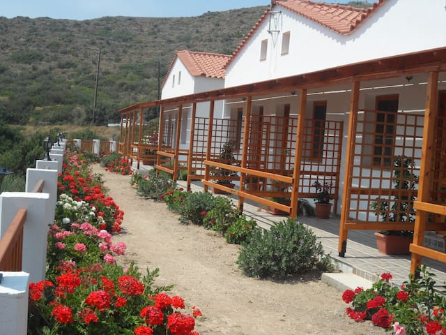 Nature lovers perfect base rooms - Ikaria