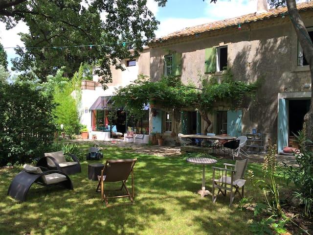 Mas en petite Camargue - Lunel - House