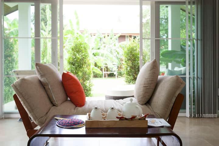 Em's Studio, Yard & Garden, Muang Chiang Mai