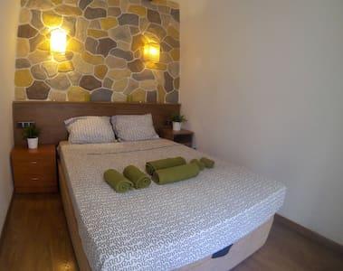 Cozy double room-Barceloneta Beach - Barcelona - Apartment