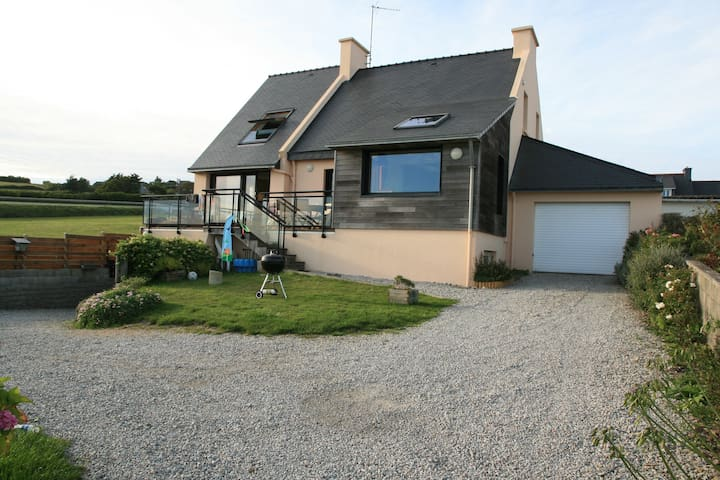 House by the sea in Brittany - Telgruc-sur-Mer - Casa