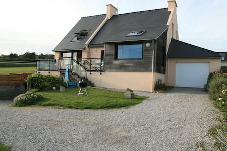 House by the sea in Brittany - Telgruc-sur-Mer - Ev
