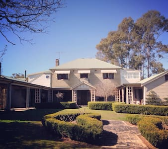 Beautiful rural Homestead Dungog - Dungog