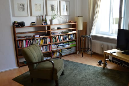 room for 2 people in a shared flat - Berlin - Apartment