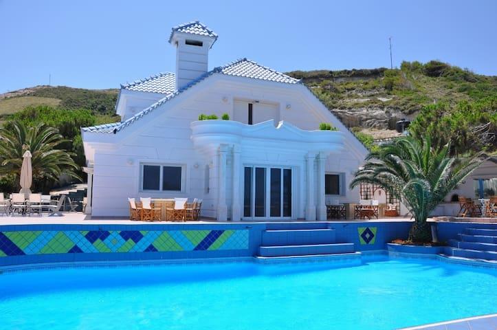 Villa Stella, Aegean Sea Coastline - Agios Merkourios - Villa